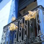 fenêtre sur rue, oaxaca
