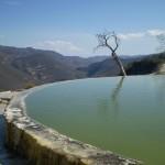 Hierve El Agua, montagnes d'Oaxaca