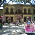Le Zocalo de Oaxaca