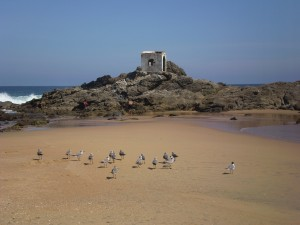 Playa San Agustinillo