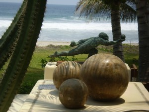 Puerto Escondido, Casa Descalza