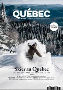 québec le mag- skier au québec