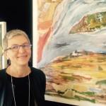 Denise Campillo, artiste peintre