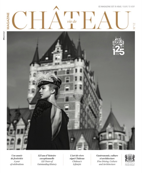 chateau frontenac 125